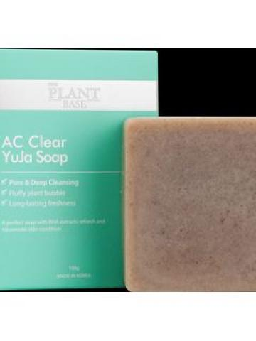 THE PLANT BASE - AC Clear YuJa Soap 100g